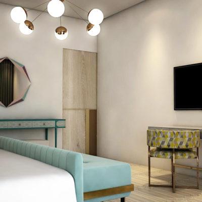 Bedroom 103