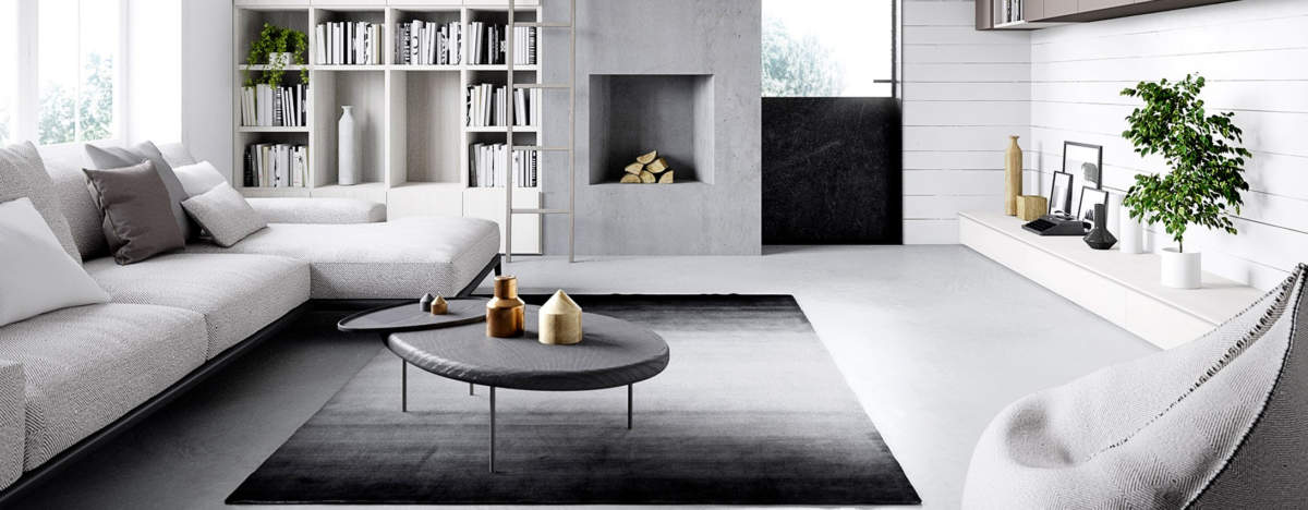 Living Room • Prisma Interiors