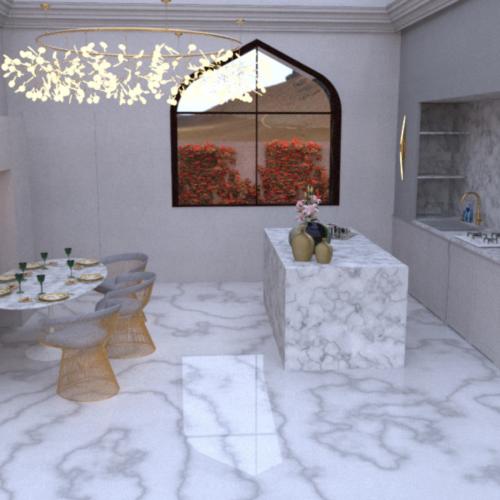 cuisine villa 1