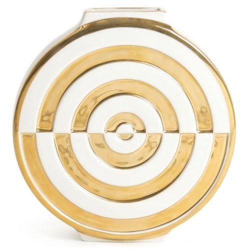 Vase Futura Bullseye