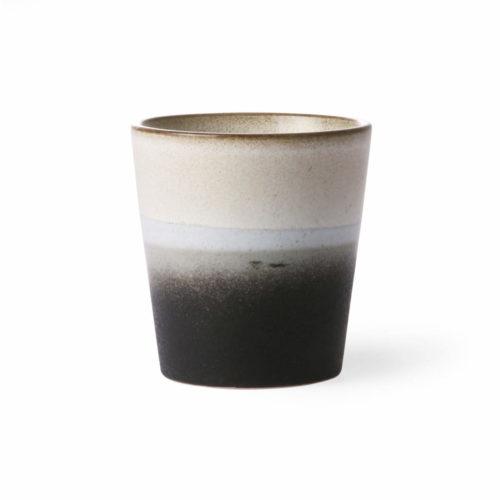 ceramique coffee mug rock